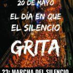 CONVOCATORIA 24A. MARCHA DEL SILENCIO (URUGUAY)